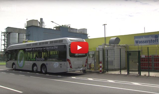 Brennstoffzellenbusse in Köln