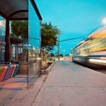 Autonom fahrende Busse