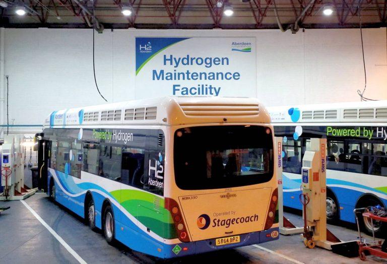 Brennstoffzellen-Fahrzeug - Wasserstoff-Werkstatt