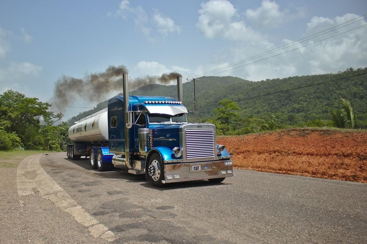 CO2-Emissionsnormen für schwere Nutzfahrzeuge